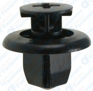 Toyota Push Type Retainer For 9mm Square Hole