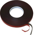 "Double-Sided Moulding Tape .045"" thick x 1/2"" wide x 60 ft."