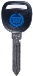 Transponder Key For Anti-Theft Security Cadillac CTS & STS