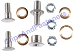 GM Stainless Steel Door Hinge Pin Kit