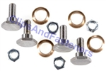 GM Stainless Steel Door Hinge Pin & Bushing Repair Kit