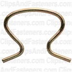Door & Window Crank Handle Retaining Clip