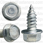 #14 X 5/8 Ind. Hex Head Tap Screw Zinc