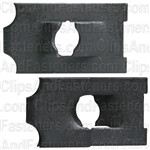 J Nut #14 Screw Size .028-.056 Panel Range