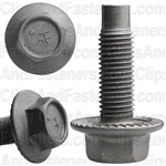 "5/16""-24 X 1"" Hex Washer Head Spin Lock Bolts"