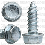 12 X 5/8 Ind. Hex Washer Head Tap Screw Zinc