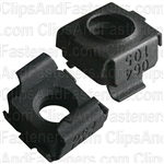 Cage Nut 1/4-20 Thread .064-.105 Panel Range