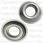 #10 Flanged Countersunk Washer Stainless Steel