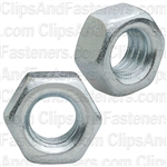 5/16-18 Finish Hex Nut Zinc