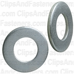 "7/16"" SAE Flat Washer Zinc Finish 15/16"" O.D."