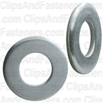 "1/2"" SAE Flat Washer Zinc Finish 1-1/16"" O.D."