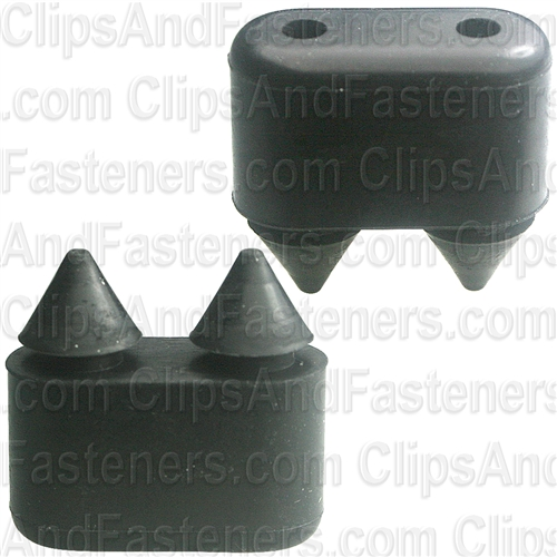 GM Front Door Rubber Bumpers