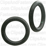 "1/2"" I.D. 11/16"" O.D. 3/32"" Thick BUNA-N Rubber O-Rings"