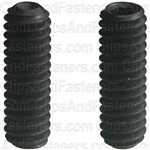 8-32 X 1/2 Socket Head Set Screws Cup Point