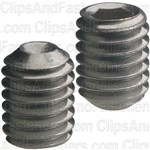 10-32 X 1/4 Socket Hd S/S Cup Pt