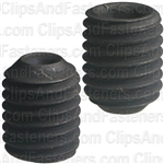 1/4-28 X 5/16 Socket Hd S/S Cup Pt