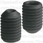 1/4-28 X 3/8 Socket Hd S/S Cup Pt