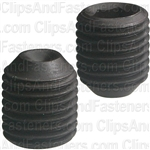 3/8-24 X 7/16 Socket Hd S/S Cup Pt