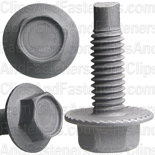 "5/16""-18 X 1"" Hex Washer Head Spin Lock Bolts"
