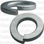 "3/8"" Grade 5 Spring Type Lock Washer Zinc"