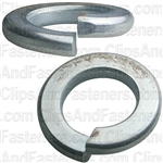 "1/2"" Grade 5 Spring Type Lock Washer Zinc"
