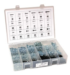 520 Piece Teks Screw Assortment