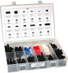 332 Piece Rubber Vacuum Cap Assortment