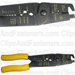 Wire Crimping & Stripping Tool