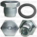 Drain Plug With Gaskets