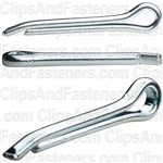 1/8 X 1 Hammer Lock Cotter Pin Zinc