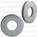 "5/16"" USS Washer Zinc Finish 7/8"" O.D."