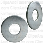 "7/16"" USS Washer Zinc Finish 1-1/4"" O.D."