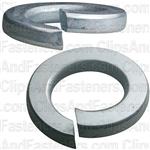 "5/8"" Grade 5 Spring Type Lock Washer Zinc"