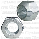 1/2-20 Right Hand Wheel Nut Zinc