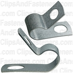 Closed Clamp 3/8 - Galvanized Uncoated
