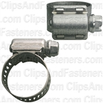 #8 Hose Clamps All Stainless Steel