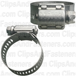 #12 Hose Clamps All Stainless Steel