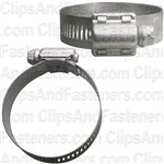 #24 Hose Clamps All Stainless Steel