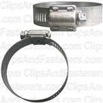 #28 Hose Clamps All Stainless Steel