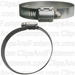 #40 Hose Clamps All Stainless Steel