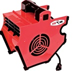 ATD 300 CFM 3-Speed Deluxe Shop Fan