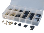 U Clip/Round Head Tap Screw Assortment
