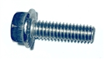 (15) 5/16-18 X 3/4 Hex Flange Bolts With Serrations 18-8 Stainless
