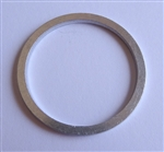 Aluminum Washer 27mm I.D. 32mm O.D. 2mm Thick