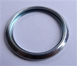 Steel Crush Washer 20mm I.D. 26mm O.D. 2mm Thick