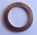 Copper Drain Plug Gaskets 12mm X 18mm X 1.5mm