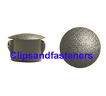 "1/2"" Flush Type Locking Hole Plugs 37/64"" Head"