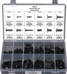 168 Piece Shield Retainer Assortment