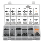 121 Pc. Honda Retainer Assortment