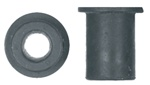 "10-32 Rubber Well Nuts For 3/8"" Hole"